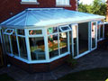 Wide Fronted Victorian Lean-to Conservatory